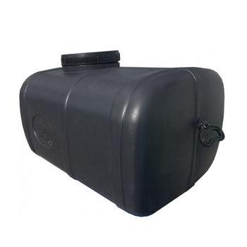 купить Емкость техническая - 125 л горизонтальная (черная) (Д/Ш/В - 70x51x45 cm) EP(0,21m3) в Кишинёве