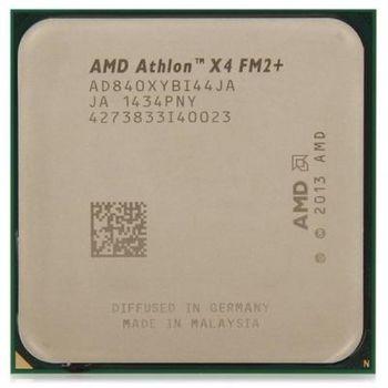 AMD Athlon™ X4 840 Socket FM2, 3.1-3.8GHz, 4MB L2, 65W 28nm, tray