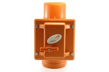купить Обратный клапан  ПВХ  dn110 - MPLAST в Кишинёве