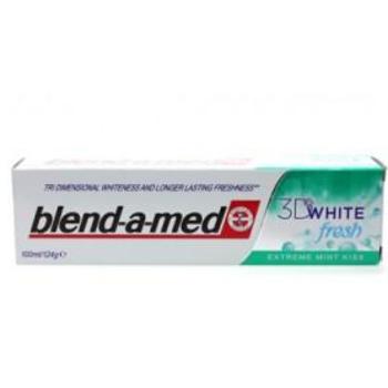 cumpără Blend-a-med  3D White Pastă de dinţi, 100ml în Chișinău