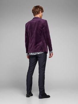 Пиджак JACK&JONES Фиолетовый jack & jones 12143381