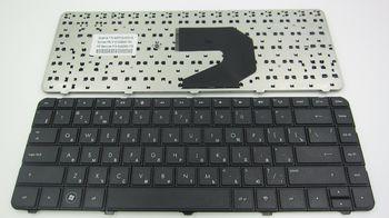 Keyboard HP Pavilion G4-1000 G6-1000 240 245 246 250 255 G1 2000 430 Compaq CQ43 CQ57 CQ58  630 631 635 650 655 ENG/RU Black