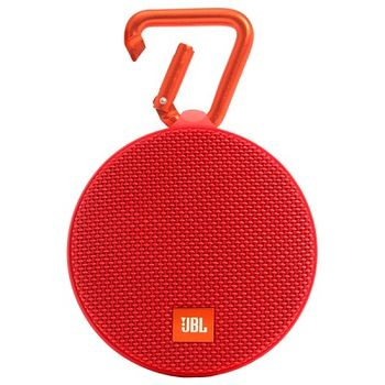JBL  JBLCLIP2REDEU Clip 2  Bluetooth speakers  Red