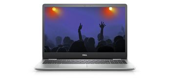 "DELL Inspiron 15 5000 Platinum Silver (5593), 15.6"" IPS FHD (Intel Core i7-1065G7, 4xCore, 1.3-3.9GHz, 16GB (2x8) DDR4 RAM, 512GB M.2 PCIe SSD, Intel Iris Plus Graphics, CardReader, WiFi-AC/BT4.1, 3cell, HD720p Webcam, Backlit KB, RUS, Ubuntu, 2.1kg)"