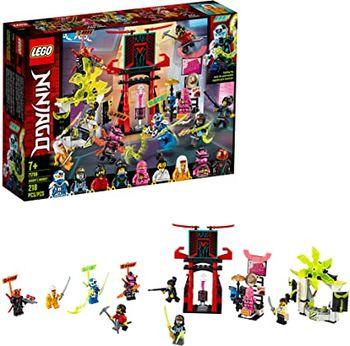 LEGO Ninjago Киберрынок, арт. 71708