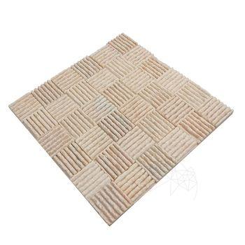 купить Мозаика Мраморная Круглая Головокружение 4,8 х 4,8 см в Кишинёве