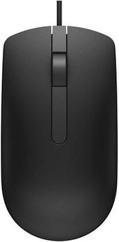 Dell Optical Mouse - MS116 - Black (570-AAIS)