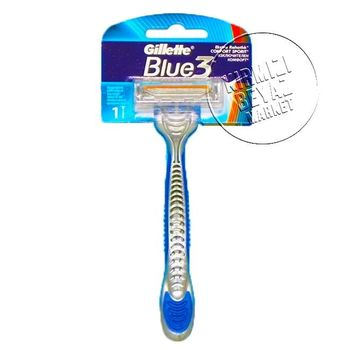 купить Gillette бритвы одноразовые Blue 3 в Кишинёве