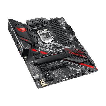 Материнская плата ASUS ROG STRIX B460-H GAMING Intel B460, LGA1200, Dual DDR4 2933MHz, 2xPCI-E 3.0x16, DP 1.4/HDMI 1.4b, AMD 2-Way CrossFireX, USB3.2, SATA RAID 6Gb/s, 2 x M.2 x4 Socket, Intel Optane, SB 8-Ch., GigabitLAN, AURA Sync