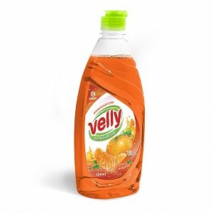 Средство для мытья посуды Velly 500мл Сочный мандарин