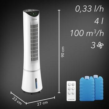 купить Воздухоохладитель Aircooler Trotec PAE 29 в Кишинёве