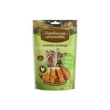 cumpără Derevenskiye lakomstva - Delicatețe pentru câini Mini : bastoane de pui 55 gr în Chișinău