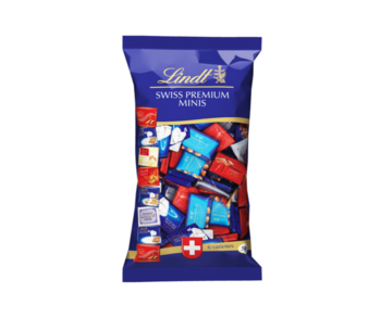 cumpără Mini tablete de ciocolată Lindt Assorted, 500 gr. în Chișinău
