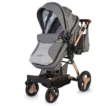 купить Coccolle Детская коляска Ambra 3 в 1 в Кишинёве