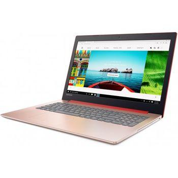 "купить Lenovo IdeaPad 320-15IAP Coral Red 15.6"" HD (Intel® Pentium® Quad Core N4200 up to 2.50GHz (Apollo Lake), 4GB DDR3 RAM, 1.0TB HDD, Intel® HD Graphics 505, w/o DVD, CardReader, WiFi-N/BT4.1, 0.3M WebCam, 2cell, RUS, DOS, 2.2kg) в Кишинёве"