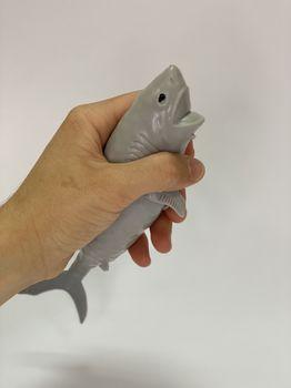 Shark (Акула) Squeezy  - Антистрессовый мяч