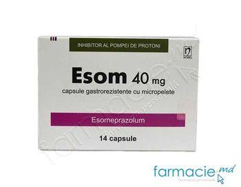 cumpără Esom caps. gastrorez. 40 mg  N7x2 în Chișinău