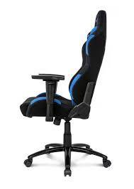 Игровое кресло AKRacing Core AK-EXWIDE-SE-BL Black / Blue,