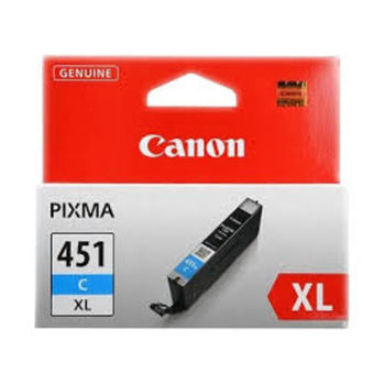 Cartridge Canon CLI-451XL C, cyan,  for iP7240 & MG5440,6340