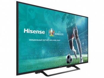 """55"""" LED TV Hisense H55A7300F, Black"""