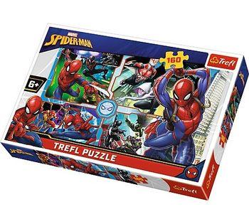 """Пазлы """"160"""" - """"Disney Marvel Spiderman"""", код 40531"""