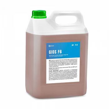 GIOS F6 Щелочное пенное моющее средство 5 л