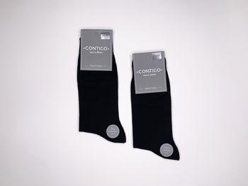 Contigo тонкие классические носки