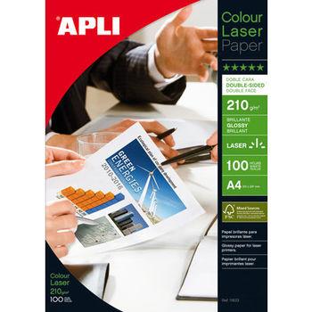 APLI Photo Satin paper, 175g/m2, 50f