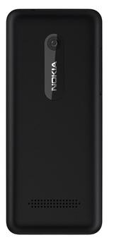 Nokia 206 2 SIM (DUAL) Black