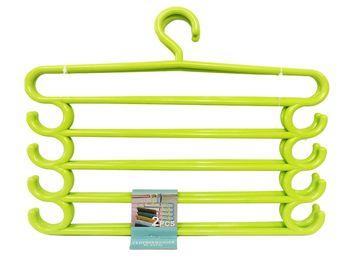 Набор вешалок пластиковых для брюк 2шт, 5 ярусов 36X27.5cm