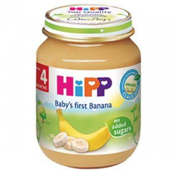 cumpără Hipp piure din banane, 4+ luni, 125 g în Chișinău