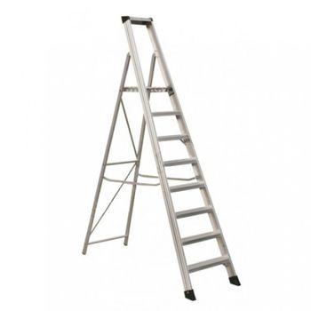 купить Лестница односторонняя SHRP 810 алюминиевая, 2110 мм в Кишинёве
