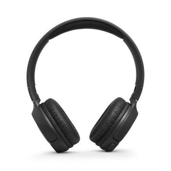 JBL TUNE 500BT/ Bluetooth On-ear headphones with microphone,BT Type 4.1, Dynamic driver 32 mm, Frequency response 20 Hz-20 kHz, Call and music controls on earcup, JBL Pure Bass sound, Flat-foldable, Battery Lifetime (up to) 16 hr, Black