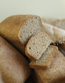 Хлеб из спельты, 650 г