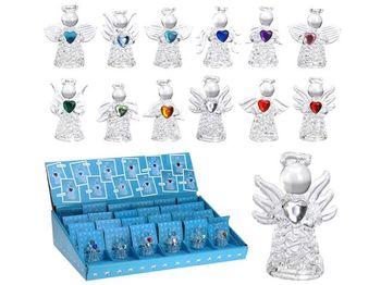 Сувенир Ангел с сердцем 5cm, 12 дизайнов