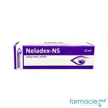 купить Neladex-NS spray nazal, soluţie 15ml N1 в Кишинёве