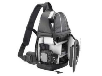 купить SUMDEX SLR Camera Backpack POC-484BK (XPosure II) в Кишинёве