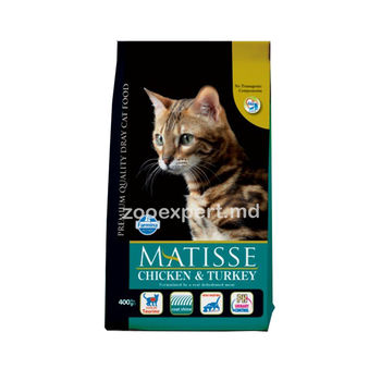 купить Matisse Adult с курицей и индейкой в Кишинёве