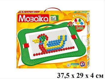 купить Технок-Интелком Мозаика для малышей №5 240 элементов в Кишинёве