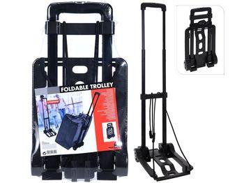 Тележка для сумок и чемоданов разборная, max 25kg, с выдвижн