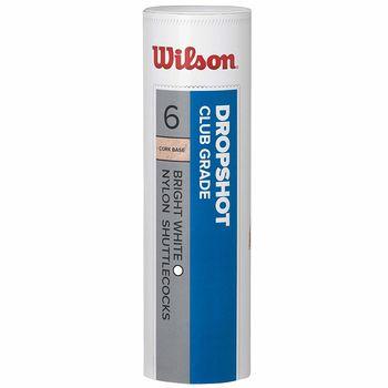 Воланчики (6 шт.) Wilson Dropshot WH WRT6046WH (1052)