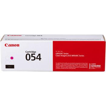 Laser Cartridge Canon 054 (3022C002), magenta (1200 pages) for LBP621Cw, LBP623Cdw, MF641Cw, MF645Cx, MF643Cdw