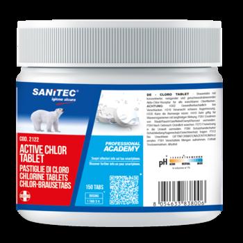 Active Chlor - Хлорные таблетки 0,5 кг/150 таб