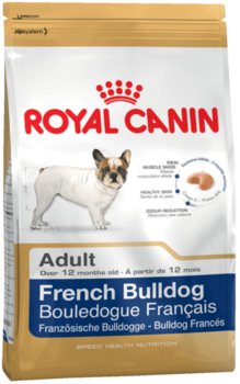 купить Royal Canin FRENCH BULLDOG ADULT 3 kg в Кишинёве