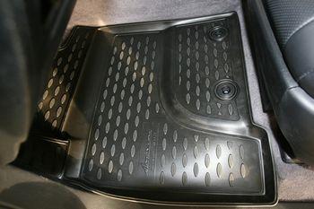 TOYOTA Land Cruiser 200, 01/2012-> 4 шт. Коврики в салон