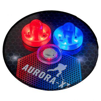 Стол для аэрохоккея Spartan Aurora-XT LED 4018 (3964)