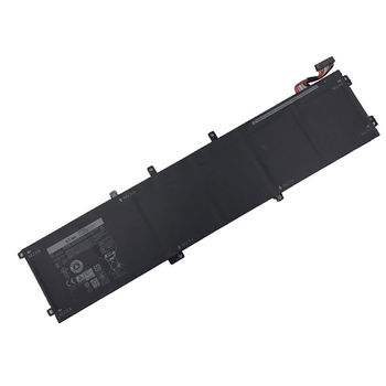 Battery Dell XPS 15 9560 9550 Precision 5510 5520 M5510 M5520 6GTPY 5XJ28 4GVGH 1P6KD 6GTPY RRCGW 11.4V 4865mAh Black Original
