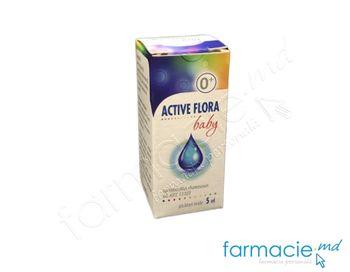 купить Activ Flora Baby pic.orale 5ml в Кишинёве
