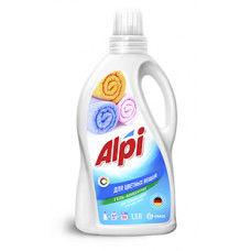 Жидкий стиральный порошок ALPI gel color 1.5л