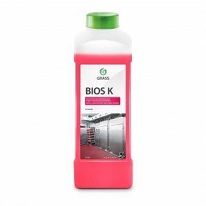 Высококонцентрированное щелочное средство Bios K 1л